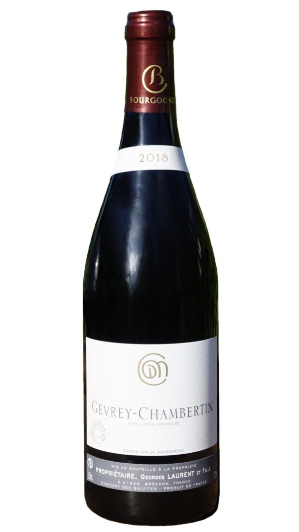 Bouteille Gevrey-Chambertin