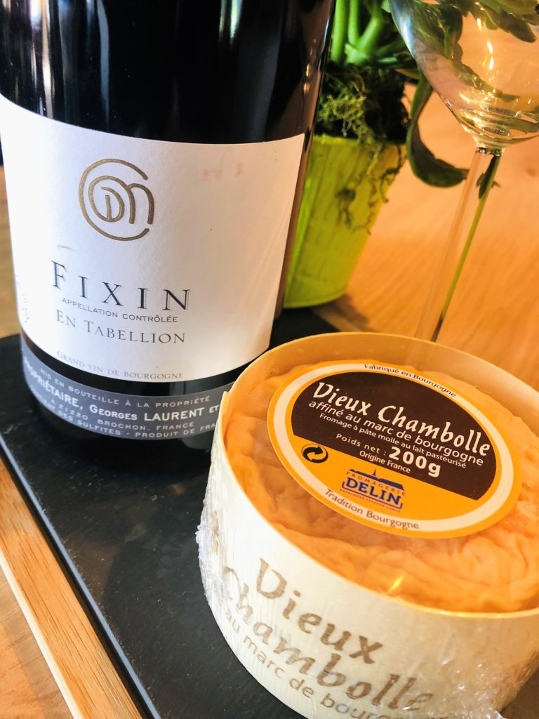 Bouteille Fixin 2017
